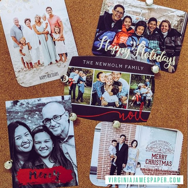 Another reason I've been a *little* busy? Holiday cards! All you need is a photo and some text, and I handle the rest. Check out 30 different templates here: https://goo.gl/hFiSNr #holidaygreetings #holidaycards #shinyfoil #mostwonderfultimeoftheyear #ilovetheholidays
