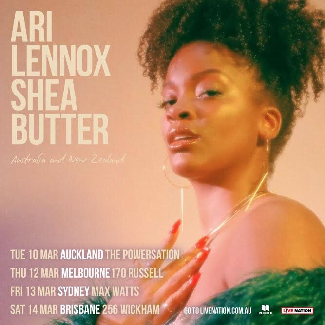 Ari Lennox To Perform In NZ In 2020 — HIT UP ANGE