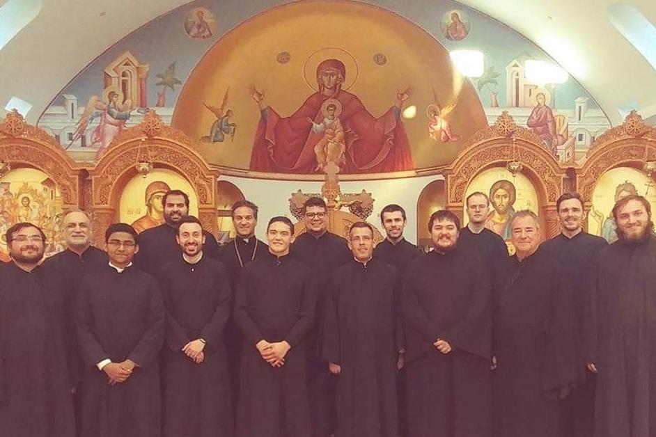About the Choir - A bit about the Dynamis Byzantine Ensemble