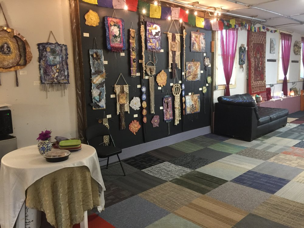 Art Exhibit, Spring 2018