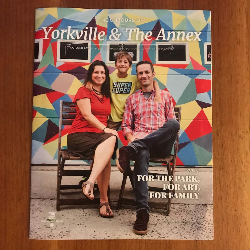 Feilberts magazine cover 2018