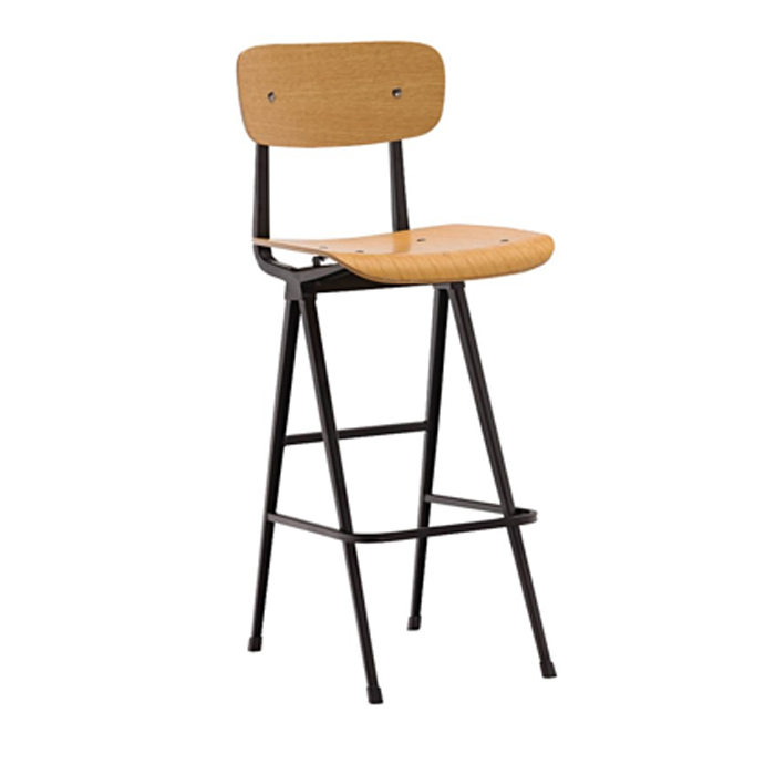Miraculous Metal Barstool Red Dot Seating Pdpeps Interior Chair Design Pdpepsorg