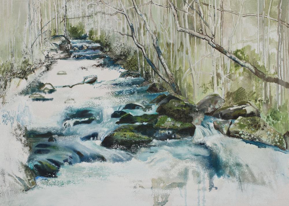 Little River, Smoky Mountains, North Carolina
