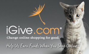 Shop online with iGive - When you shop online at 1700+ stores via iGive, a percentage of your purchase is automatically donated to your chosen charity, while you never pay more!