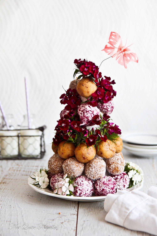 NQN Energy Ball Cake