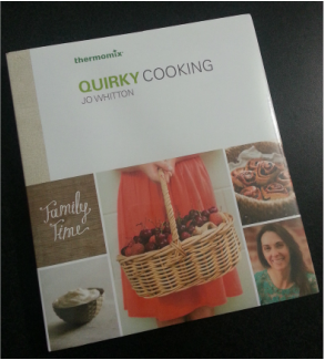 Quirky Cooking Thermomix cook book