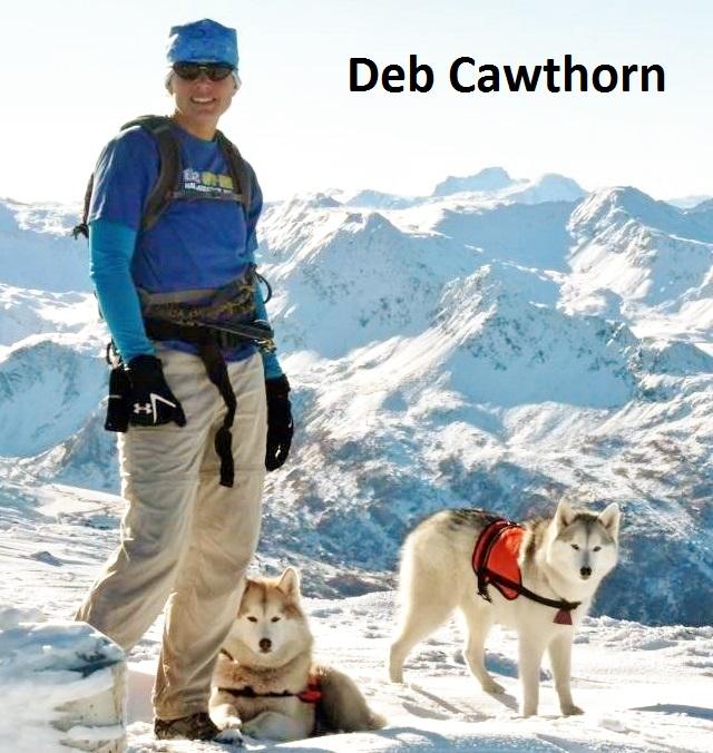 Deb Cawthorn sled dog guide Alaska Yukon