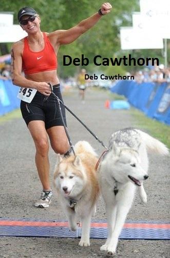 Deb Cawthorn dog sled guide alaska yukon