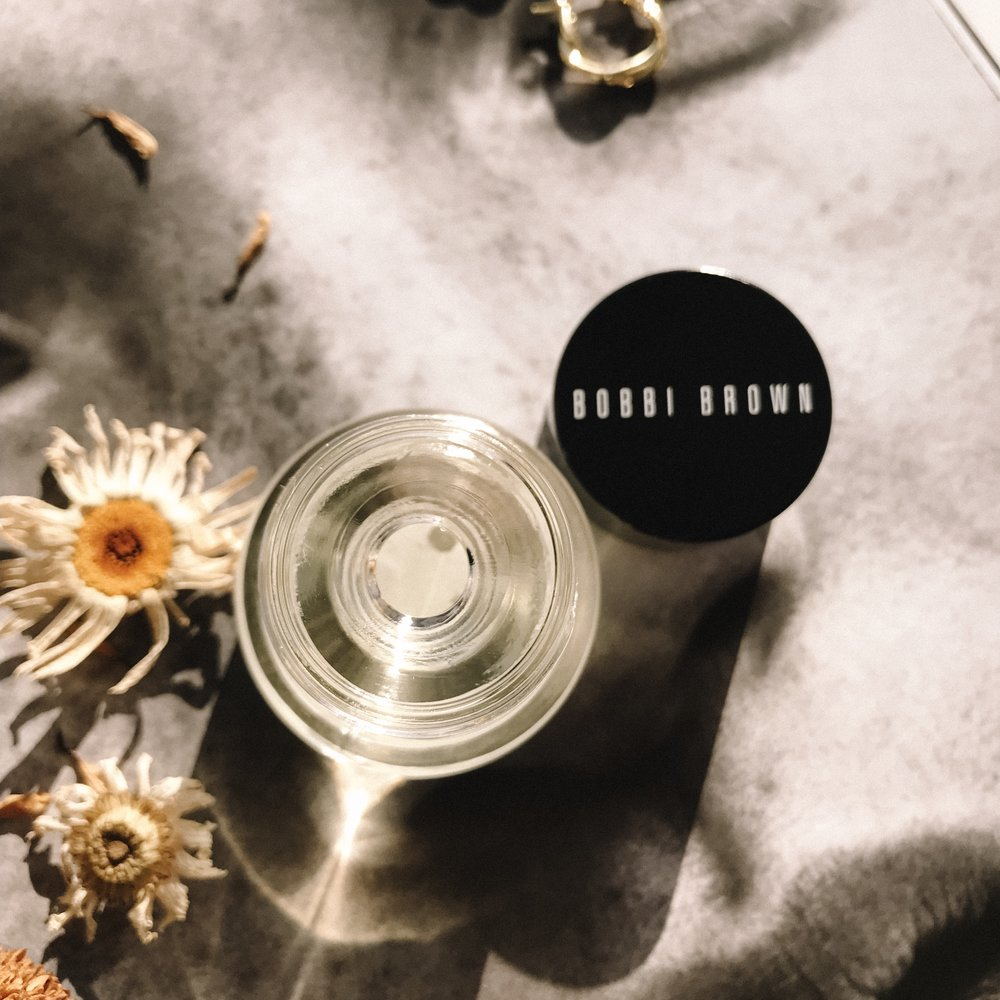 BOBBI BROWN EXTRA - With a key player being Jojoba oil, this delightful tub of gold moisturises without the greasiness.