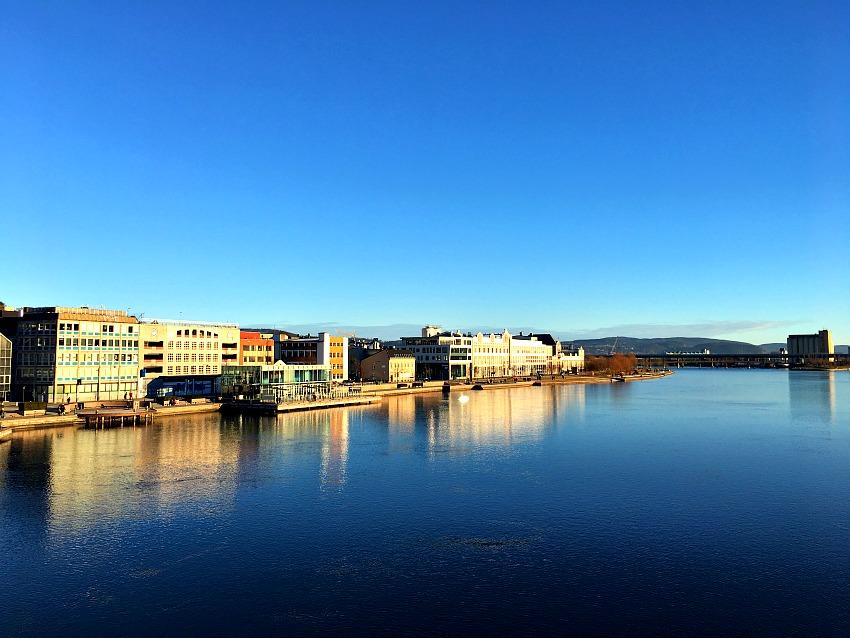 Drammen i dag 15 januar