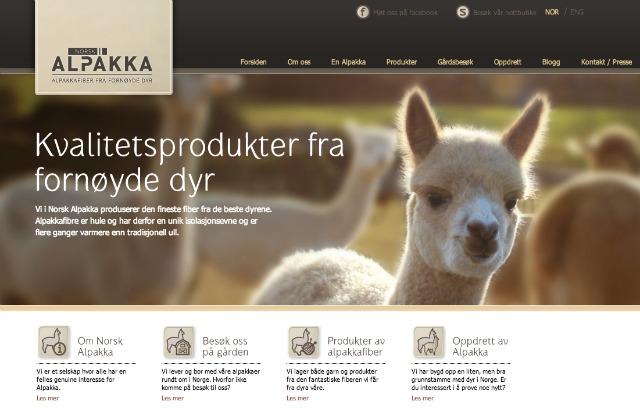 norsk alpakka trinegrung.no