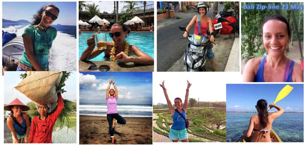 Livet til Sissel på Bali