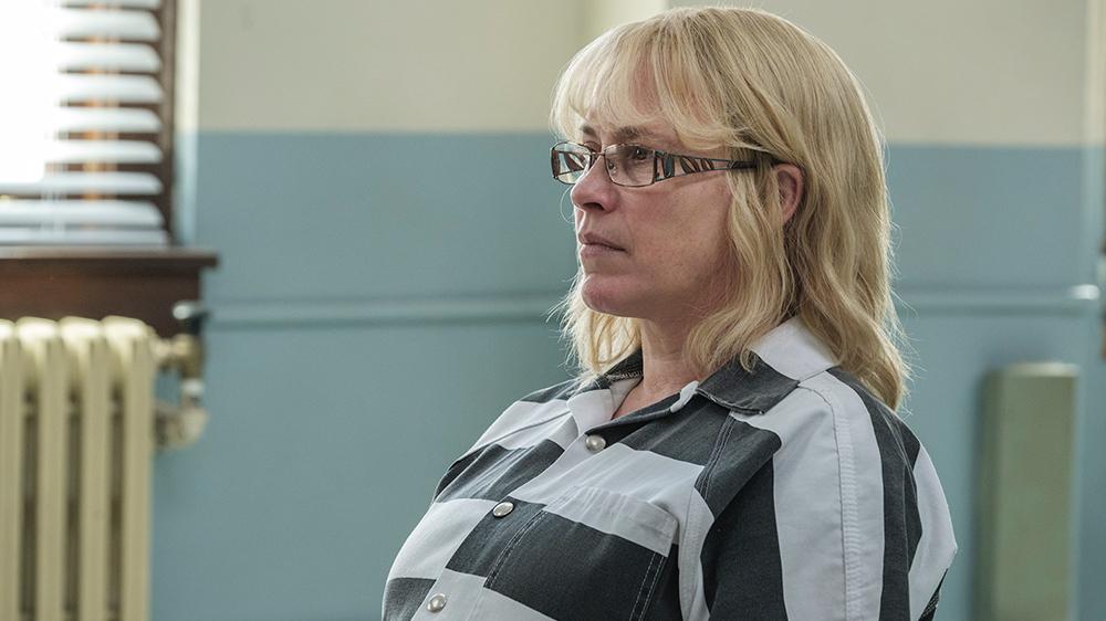 Patricia Arquette: Escape at Dannemora