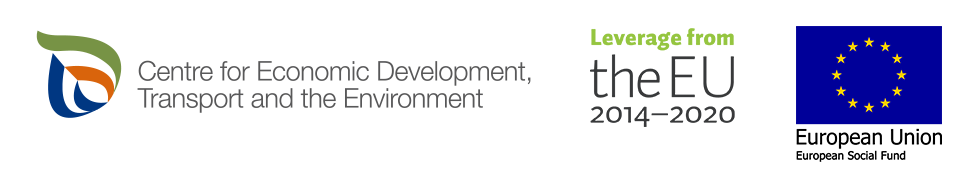 Centre for Economic Development, Transport and the Environment, Leverage from the EU 2014–2020, European Union, European Social Fund