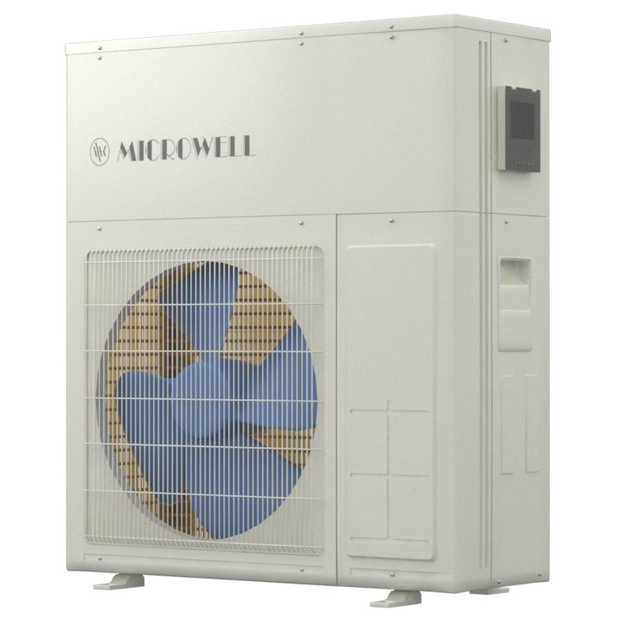 HP 1400 Compact Omega - Wasserfläche bis 60 m³