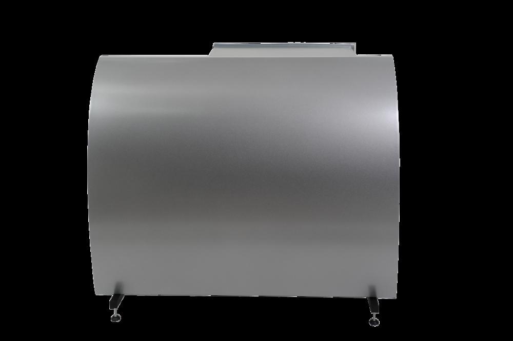 DRY 1200 - Bild zeigt Hinterwandgerät, auch als Wandgerät erhältlichfür bis zu 120m² Pooloberflächeerhältlich in Metall