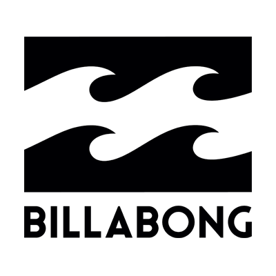The iconic Australian surf and lifestyle brand Billabong was started in humble beginnings by Gordon Merchant. The name Billabong is derived from the  Wiradjuri  word  bilabaŋ , which translates to 'creek that runs only during the rainy season,' and captures Gordon's early days where he was found chasing the waves.