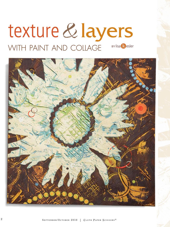 Cloth, Paper, Scissors October 2010 -