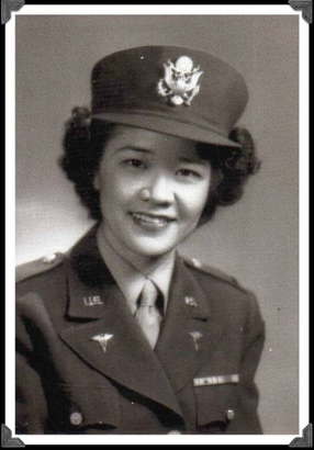 Elsie Seetoo, US Army Nurse