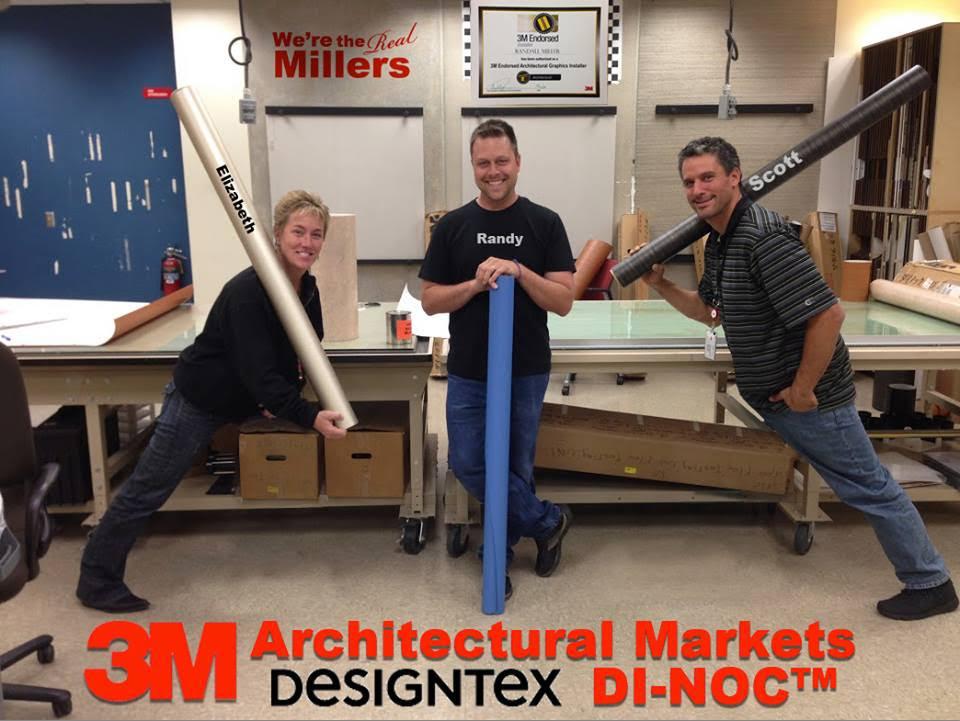3M vinyl installer.jpg3M endorsed installer, rm wraps,  Architectural Finishes Certified Installer
