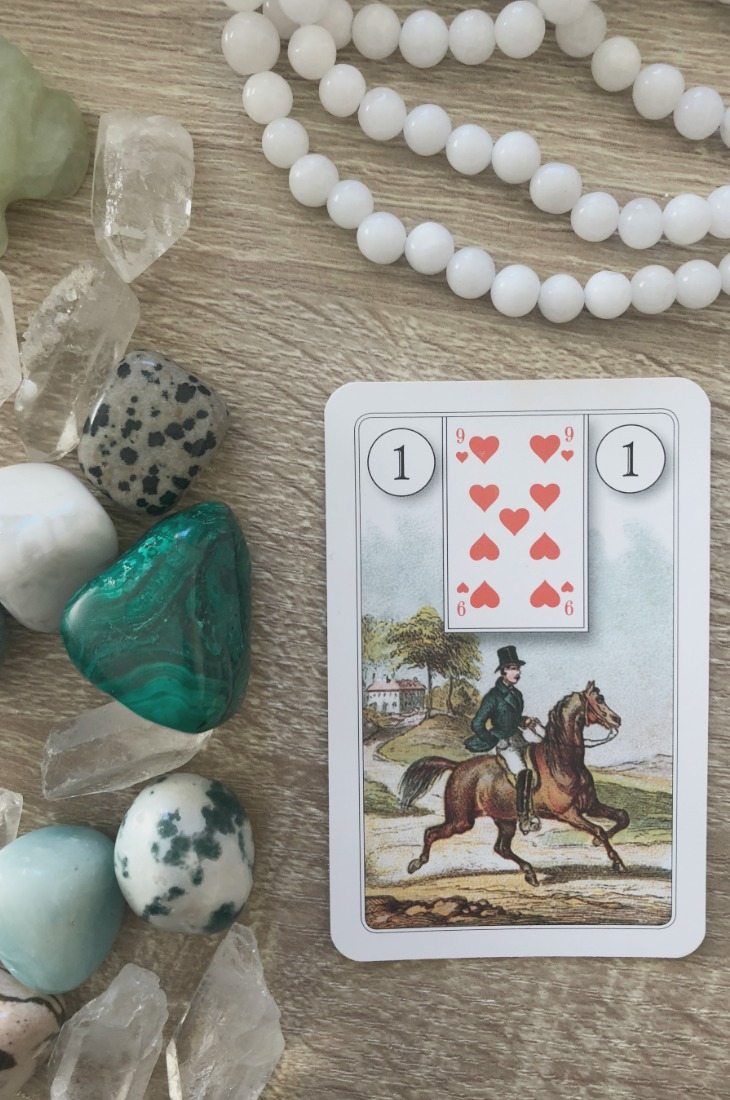 Lenormand Rider card meanings and interpretations. Learn how to read the Lenormand Rider card for general, love, business, money, health and other types of readings. In Lenormand decks, Rider is also known as The Horseman and can represent new relationships.