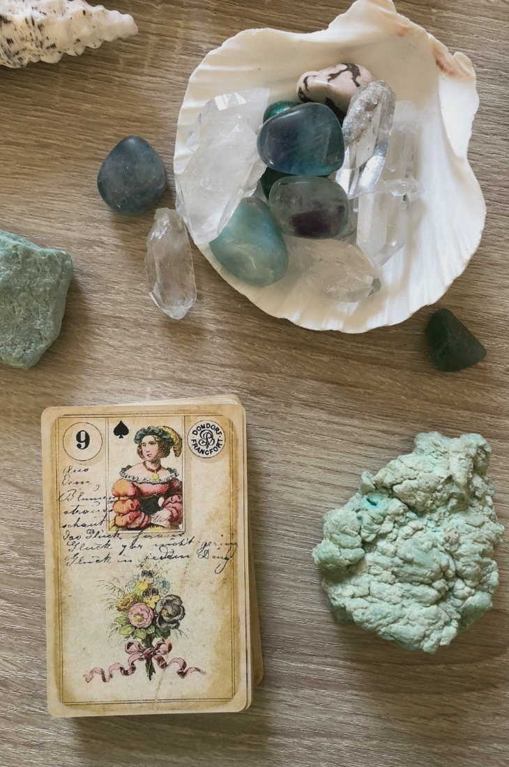Lenormand Bouquet card meanings and interpretations. Learn how to read the Lenormand Bouquet card for general, love, business, money, health and other types of readings. In Lenormand decks, Bouquet is also known as the Flowers card and can represent appreciation in relationships.