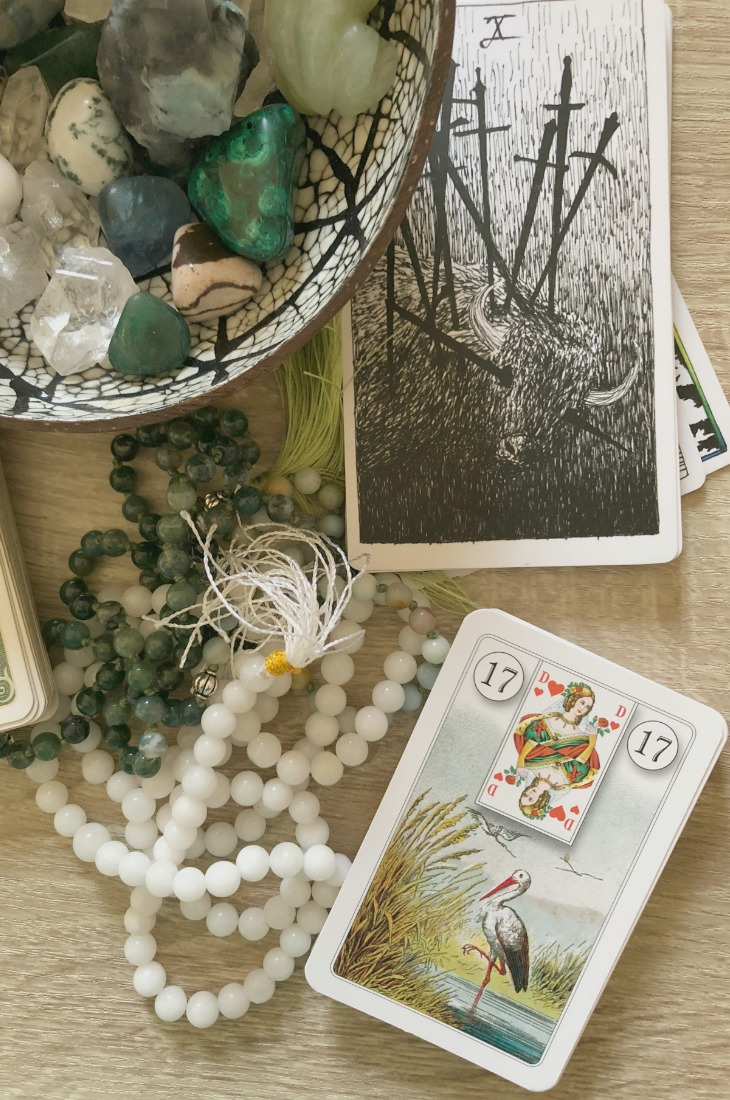 Lenormand Stork card meanings and interpretations. Learn how to read the Lenormand Stork card for general, love, business, money, health and other types of readings. In Lenormand decks, Stork is a card which represents change in relationships.
