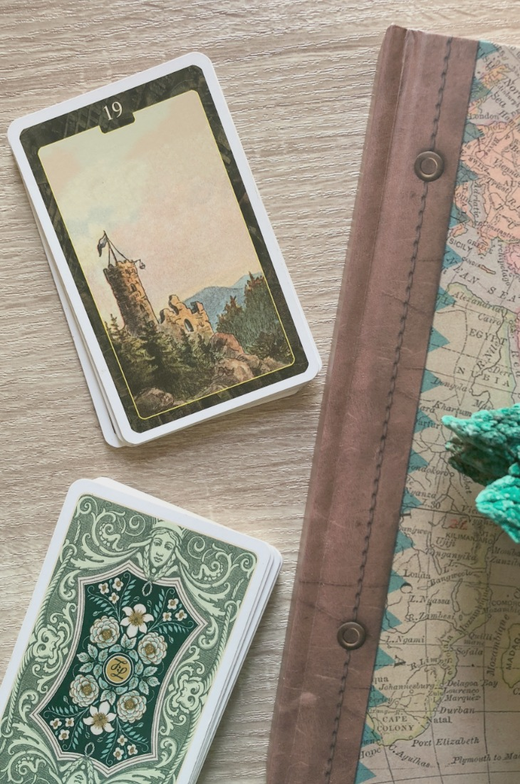 Lenormand Tower card meanings and interpretations. Learn how to read the Lenormand Tower card for general, love, business, money, health and other types of readings. In Lenormand decks, Tower is a card which represents authority in relationships.