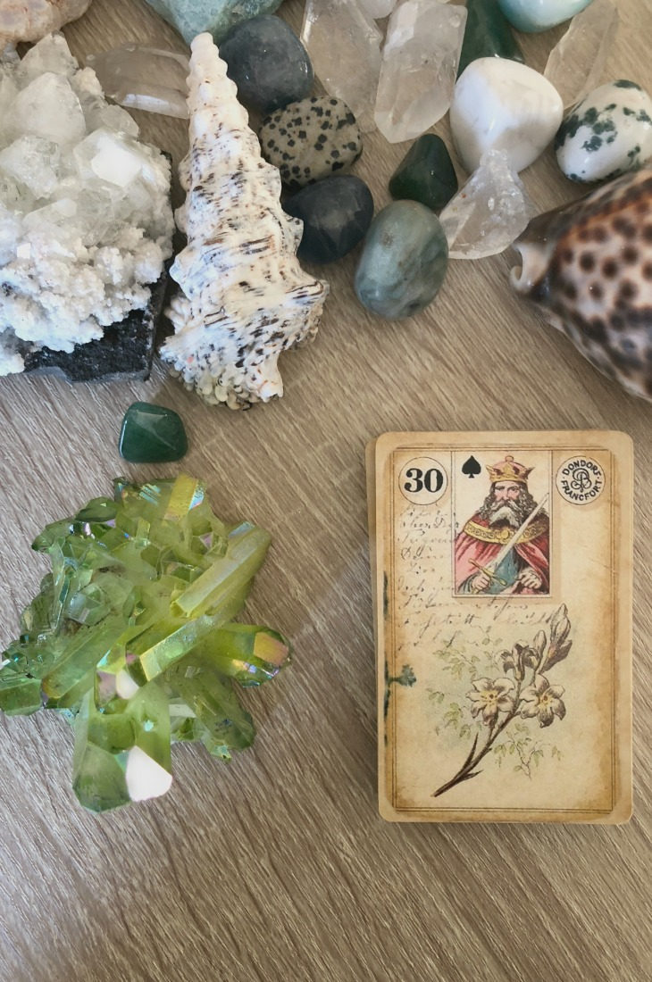 Lenormand Lily card meanings and interpretations. Learn how to read the Lenormand Lily card for general, love, business, money, health and other types of readings. In Lenormand decks, Lily is a card which peace in relationships.