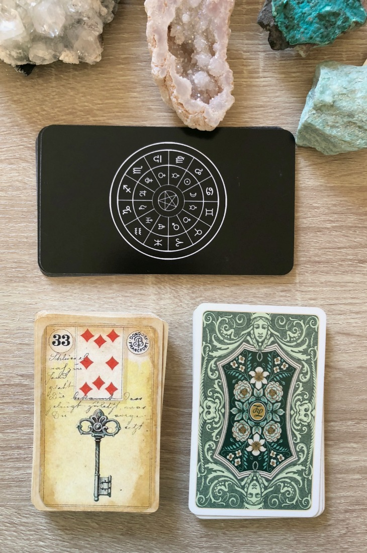 Lenormand Key card meanings and interpretations. Learn how to read the Lenormand Key card for general, love, business, money, health and other types of readings. In Lenormand decks, Key in relationships.