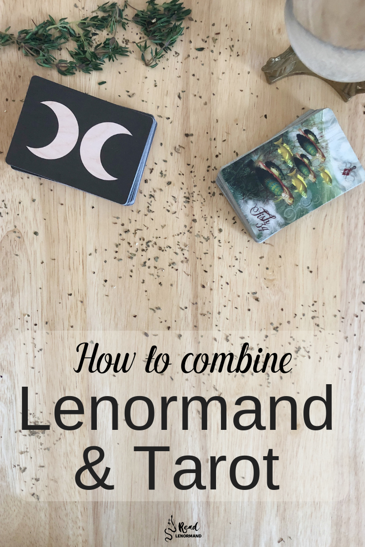 How do you combine Lenormand and Tarot cards? Should you combine Lenormand and Tarot cards? Is it possible that your personal (and professional) readings will be more accurate if you use Lenormand and Tarot cards together? Today, I am going to answer these questions!