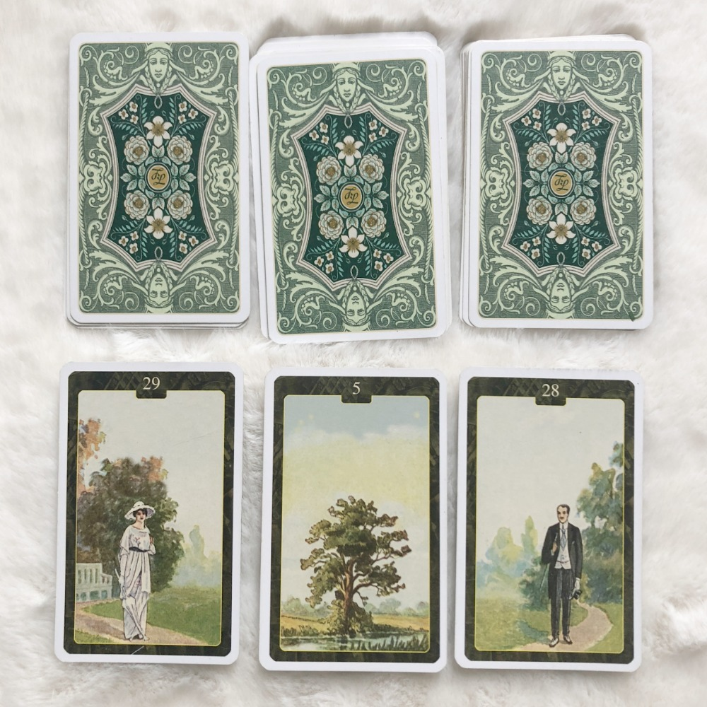 The Lo Scarab's Lenormand Deck