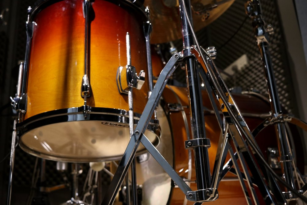 The Tama Superstar Kit in all it's glory!
