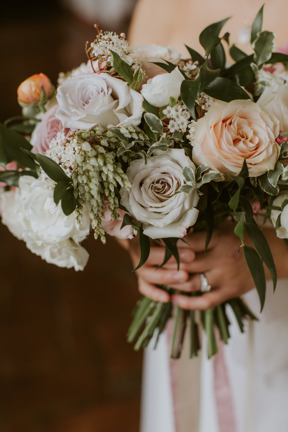 """I got so many compliments on my bouquet, and everyone wanted to know where I got it from!"" - - Elopement Bride"
