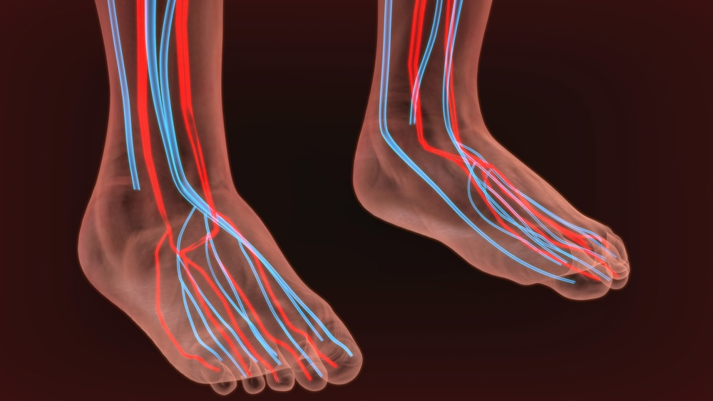 treatment for neuropathy and nerve disorders of the foot