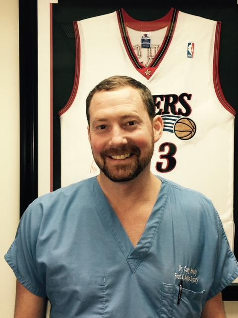 lee cohen foot doctor and surgeon, sports medicine podiatry
