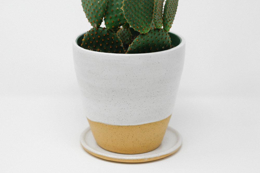 hand thrown ceramics + glaze