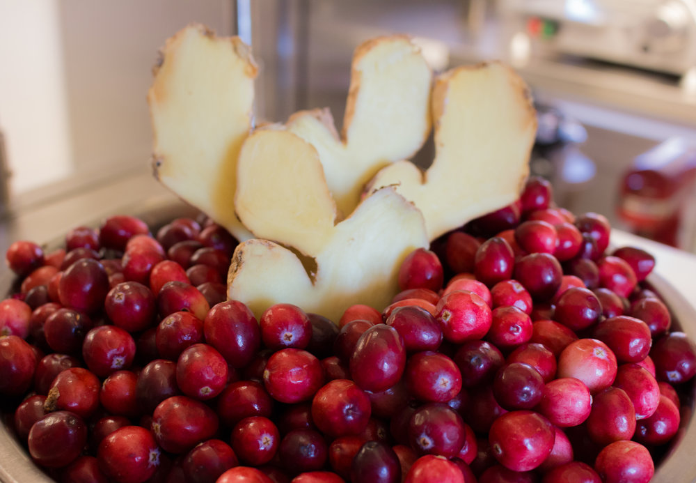 Cranberry Mayo Origins