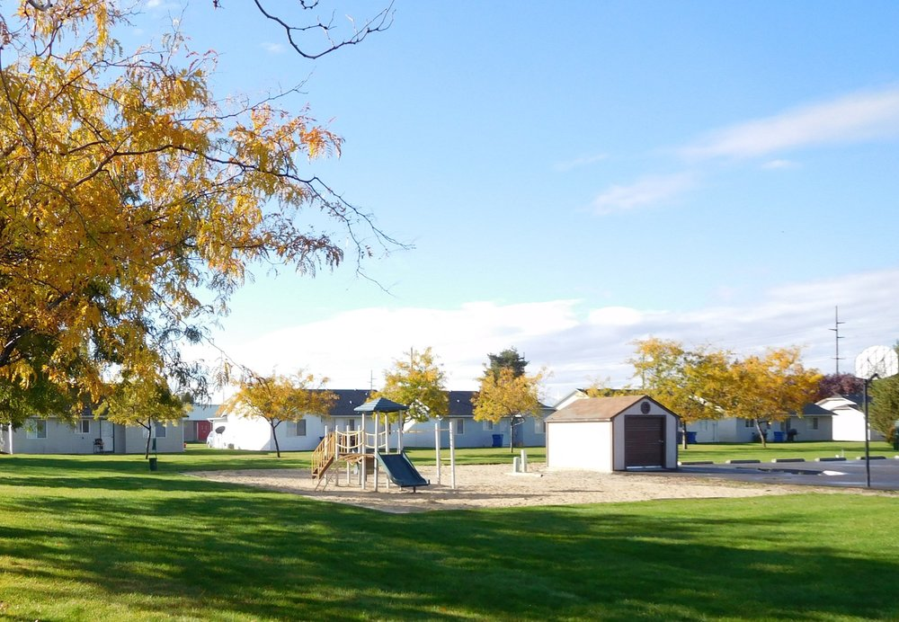 Trinity New Hope Housing, supported by Trinity Lutheran in Nampa, ID, provides housing for low income families.