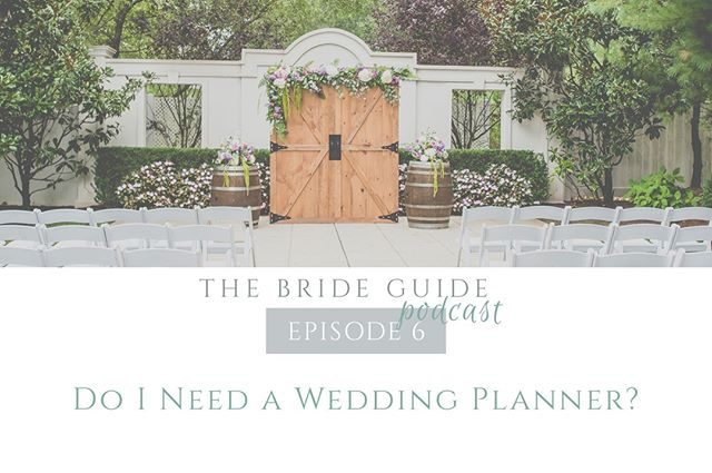 Out today is an episode highlighting several reasons you may want to hire a wedding planner for your big day!  Go check it out in your favorite podcast app!⠀⠀⠀⠀⠀⠀⠀⠀⠀ .⠀⠀⠀⠀⠀⠀⠀⠀⠀ .⠀⠀⠀⠀⠀⠀⠀⠀⠀ .⠀⠀⠀⠀⠀⠀⠀⠀⠀ .⠀⠀⠀⠀⠀⠀⠀⠀⠀ .⠀⠀⠀⠀⠀⠀⠀⠀⠀ #brideguide #thebrideguide #thebrideguidepodcast #weddingpodcast #weddingplanning #newepisode #newpodcast #weddingplanner #njweddingplanner