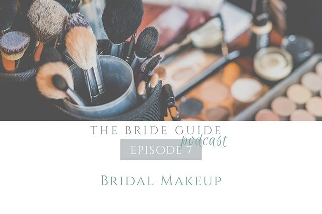 Just launched is a new episode with makeup artist Eva Gerapetritis of @makemeup_eva on all things bridal makeup! 💄⠀⠀⠀⠀⠀⠀⠀⠀⠀ .⠀⠀⠀⠀⠀⠀⠀⠀⠀ .⠀⠀⠀⠀⠀⠀⠀⠀⠀ .⠀⠀⠀⠀⠀⠀⠀⠀⠀ .⠀⠀⠀⠀⠀⠀⠀⠀⠀ .⠀⠀⠀⠀⠀⠀⠀⠀⠀ #brideguide #thebrideguide #thebrideguidepodcast #weddingpodcast #weddingplanning #newepisode #newpodcast