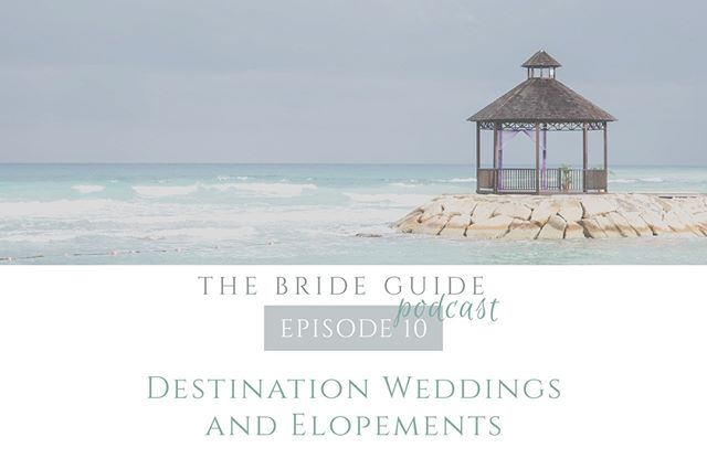 New on the podcast is an episode all about planning a destination wedding or elopement with guest @heathermichellephotos! 🌴⠀⠀⠀⠀⠀⠀⠀⠀⠀ .⠀⠀⠀⠀⠀⠀⠀⠀⠀ .⠀⠀⠀⠀⠀⠀⠀⠀⠀ .⠀⠀⠀⠀⠀⠀⠀⠀⠀ .⠀⠀⠀⠀⠀⠀⠀⠀⠀ .⠀⠀⠀⠀⠀⠀⠀⠀⠀ #brideguide #thebrideguide #thebrideguidepodcast #weddingpodcast #weddingplanning #newepisode #newpodcast
