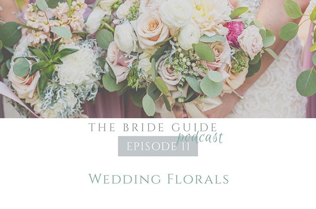 New on the podcast right now is my discussion with @betinas!  We talk all things wedding florals, some money-saving tips and things you'll want to ask your florist! 💐⠀⠀⠀⠀⠀⠀⠀⠀⠀ .⠀⠀⠀⠀⠀⠀⠀⠀⠀ .⠀⠀⠀⠀⠀⠀⠀⠀⠀ .⠀⠀⠀⠀⠀⠀⠀⠀⠀ .⠀⠀⠀⠀⠀⠀⠀⠀⠀ .⠀⠀⠀⠀⠀⠀⠀⠀⠀ #brideguide #thebrideguide #thebrideguidepodcast #weddingpodcast #weddingplanning #weddingflorist #wedding florals #newepisode #newpodcast