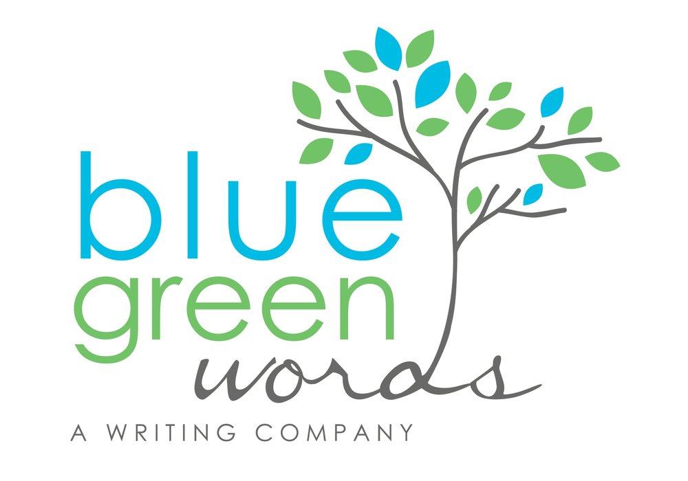 Bryn Mawr Dermatology — blue green words