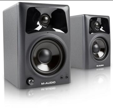 M-Audio AV42 Studio Monitor Pair, cost: $149