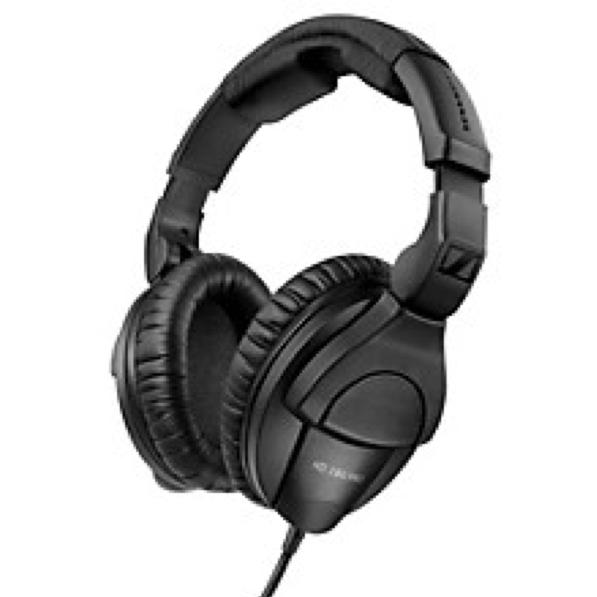 Sennheiser HD 280 PRO Closed-Back Headphones [do not buy noise canceling headphones!], cost: $99