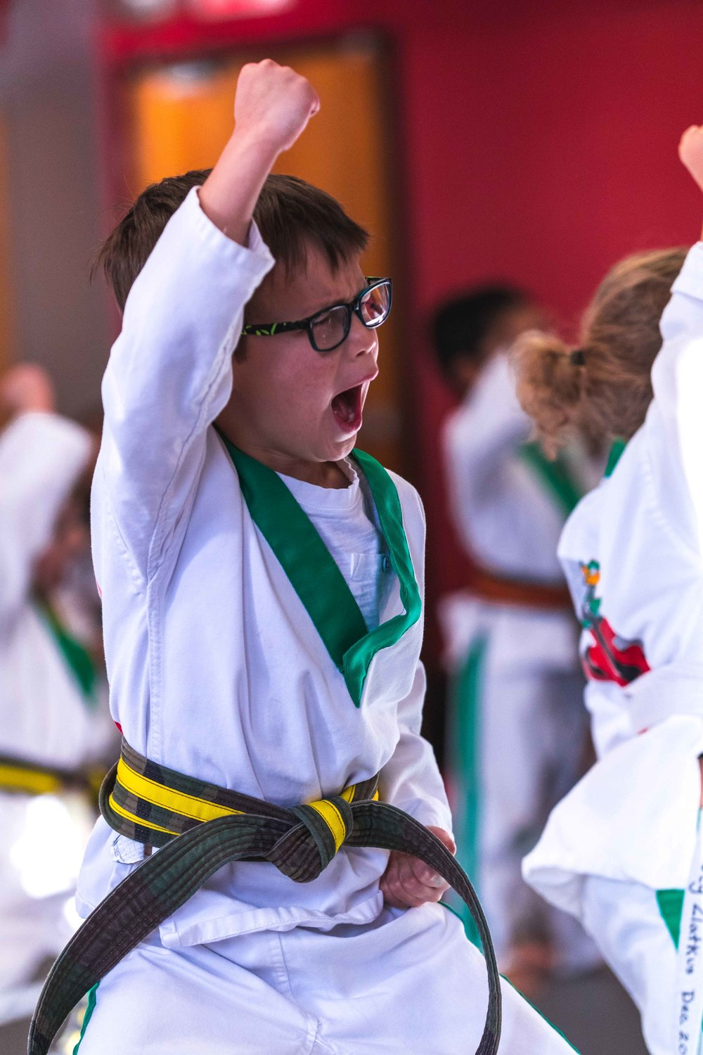 Callahans Karate Family Martial Arts Studio Bedford MA Classes for Kids teenagers and adults in Bedford MA Mini Dragon Program for 3 year olds.jpg