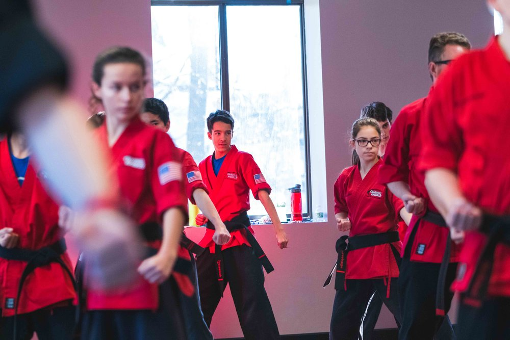 Teenage Karate Classes for Girls and Boys in Bedford Massachusetts at Callahan's Karate.jpg