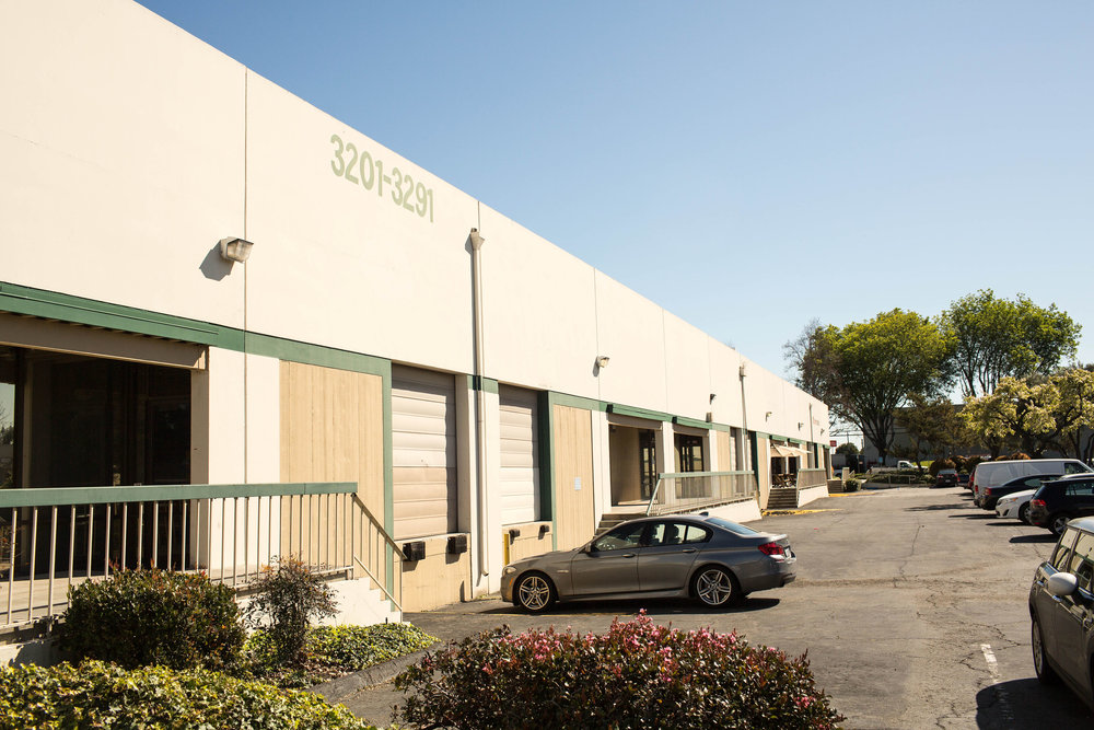Keller Street Industrial Center → -