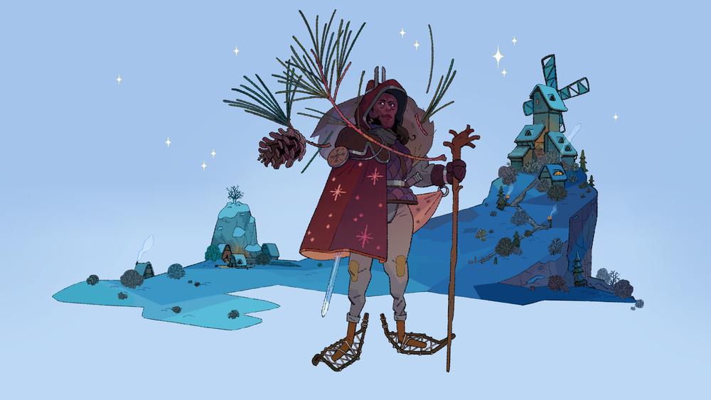 Seasonal Knights – Winter